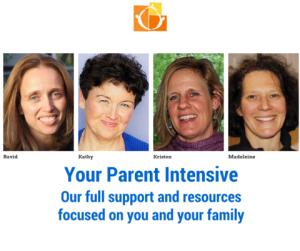 Parents Intensive Promo Graphic