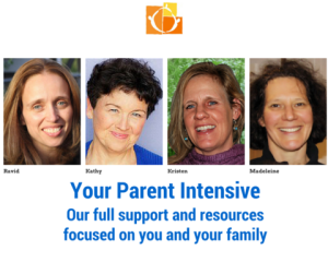 Parents Intensive Promo Graphic